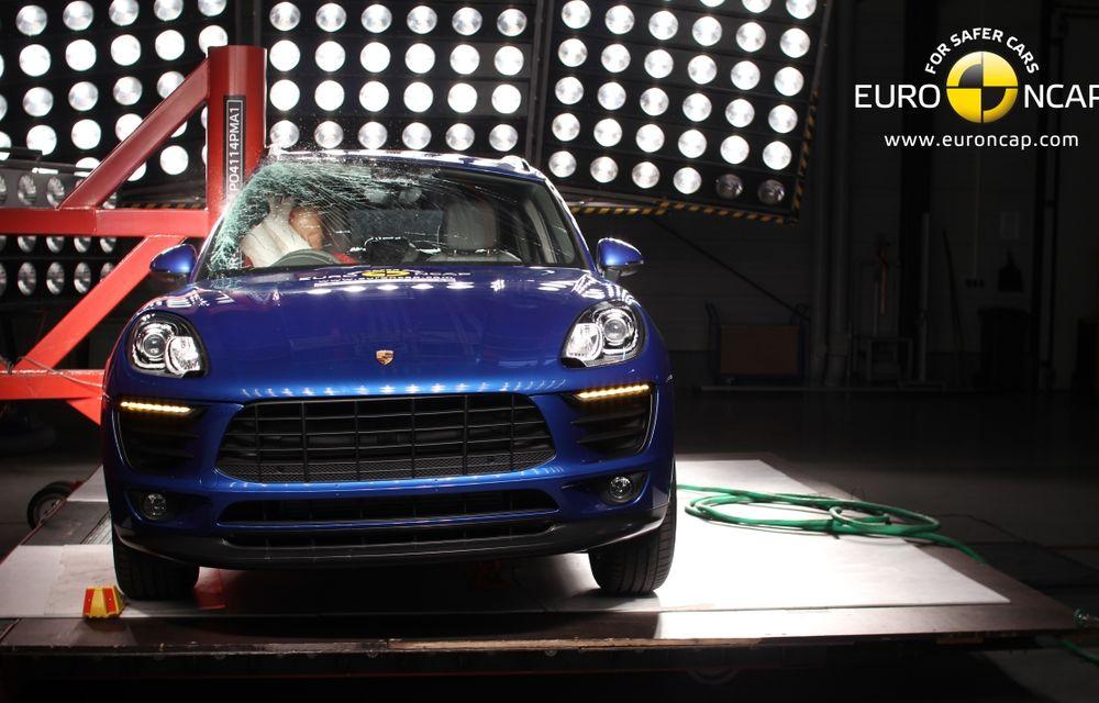 Noi rezultate EuroNCAP: Passat și Mondeo primesc cinci stele, însă Mini, Smart și Opel Corsa reușesc doar patru - Poza 21