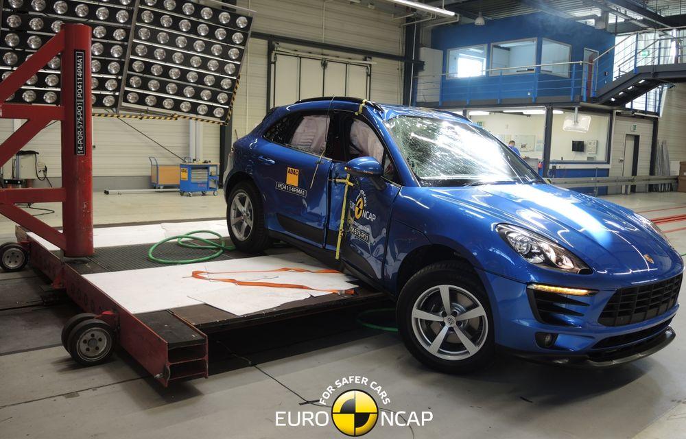Noi rezultate EuroNCAP: Passat și Mondeo primesc cinci stele, însă Mini, Smart și Opel Corsa reușesc doar patru - Poza 20