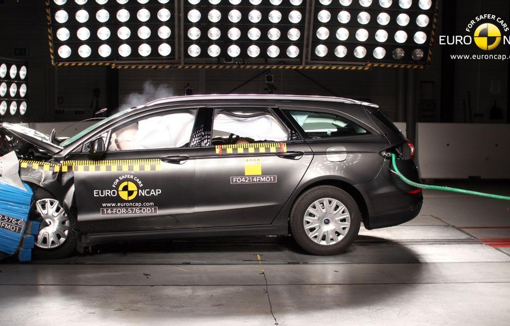 Noi rezultate EuroNCAP: Passat și Mondeo primesc cinci stele, însă Mini, Smart și Opel Corsa reușesc doar patru - Poza 29