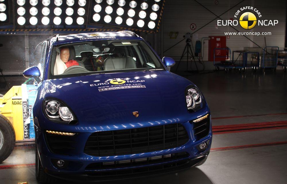 Noi rezultate EuroNCAP: Passat și Mondeo primesc cinci stele, însă Mini, Smart și Opel Corsa reușesc doar patru - Poza 19