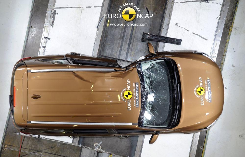 Noi rezultate EuroNCAP: Passat și Mondeo primesc cinci stele, însă Mini, Smart și Opel Corsa reușesc doar patru - Poza 16