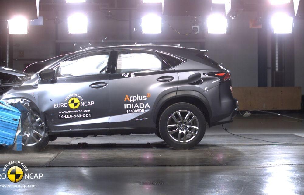 Noi rezultate EuroNCAP: Passat și Mondeo primesc cinci stele, însă Mini, Smart și Opel Corsa reușesc doar patru - Poza 24