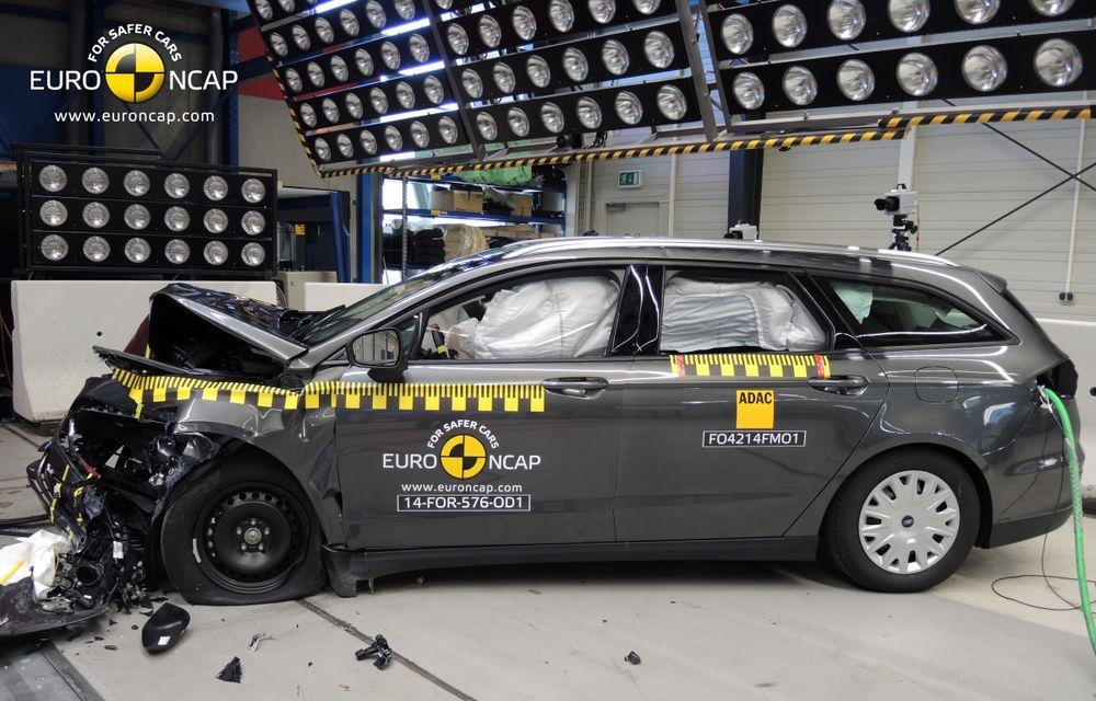 Noi rezultate EuroNCAP: Passat și Mondeo primesc cinci stele, însă Mini, Smart și Opel Corsa reușesc doar patru - Poza 30