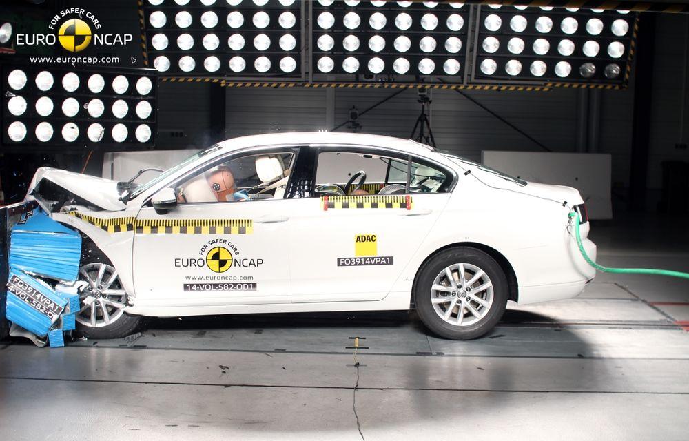 Noi rezultate EuroNCAP: Passat și Mondeo primesc cinci stele, însă Mini, Smart și Opel Corsa reușesc doar patru - Poza 60