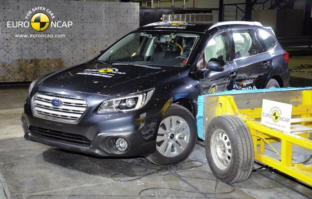 Noi rezultate EuroNCAP: Passat și Mondeo primesc cinci stele, însă Mini, Smart și Opel Corsa reușesc doar patru - Poza 6