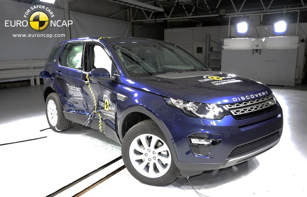 Noi rezultate EuroNCAP: Passat și Mondeo primesc cinci stele, însă Mini, Smart și Opel Corsa reușesc doar patru - Poza 49