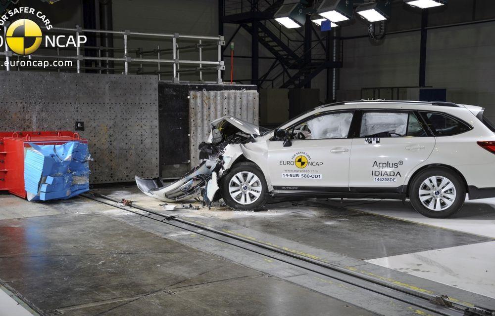 Noi rezultate EuroNCAP: Passat și Mondeo primesc cinci stele, însă Mini, Smart și Opel Corsa reușesc doar patru - Poza 3