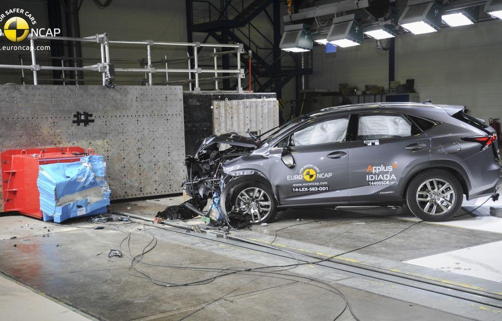 Noi rezultate EuroNCAP: Passat și Mondeo primesc cinci stele, însă Mini, Smart și Opel Corsa reușesc doar patru - Poza 2