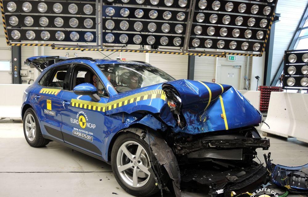 Noi rezultate EuroNCAP: Passat și Mondeo primesc cinci stele, însă Mini, Smart și Opel Corsa reușesc doar patru - Poza 22