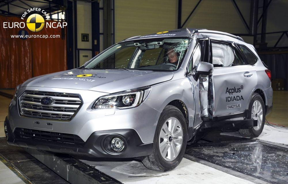 Noi rezultate EuroNCAP: Passat și Mondeo primesc cinci stele, însă Mini, Smart și Opel Corsa reușesc doar patru - Poza 5