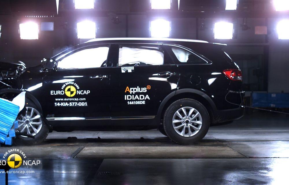 Noi rezultate EuroNCAP: Passat și Mondeo primesc cinci stele, însă Mini, Smart și Opel Corsa reușesc doar patru - Poza 13