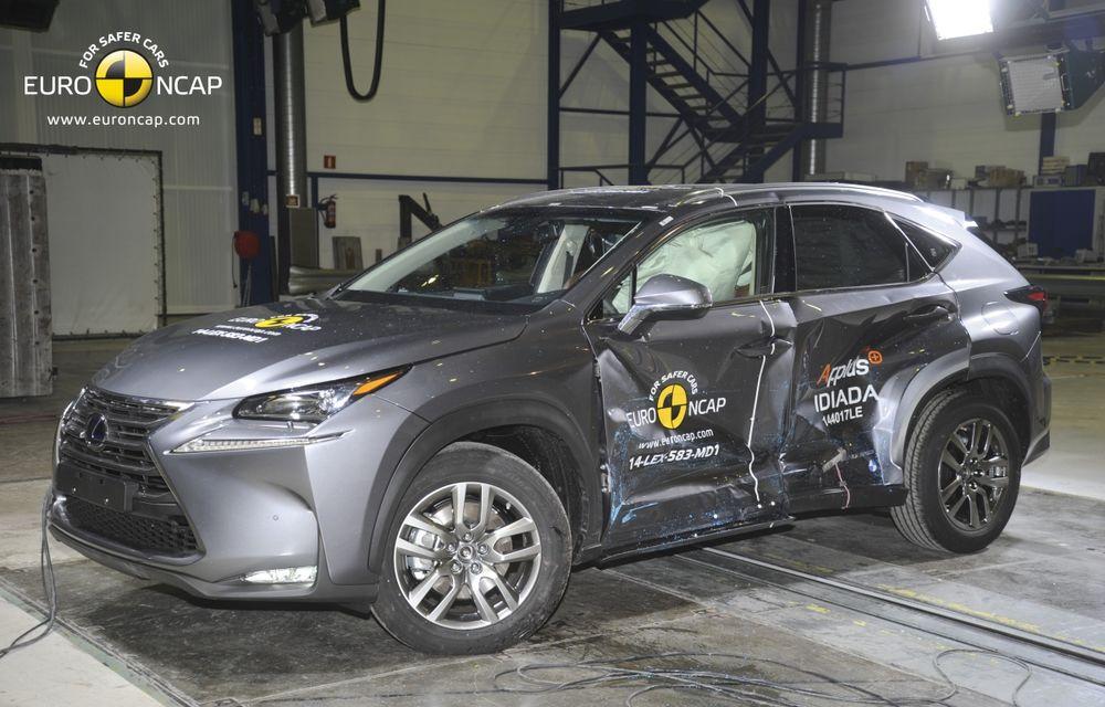 Noi rezultate EuroNCAP: Passat și Mondeo primesc cinci stele, însă Mini, Smart și Opel Corsa reușesc doar patru - Poza 28