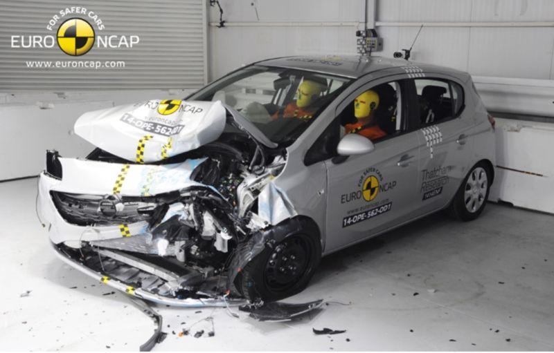 Noi rezultate EuroNCAP: Passat și Mondeo primesc cinci stele, însă Mini, Smart și Opel Corsa reușesc doar patru - Poza 40