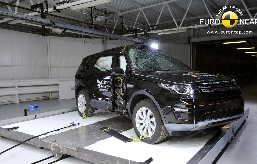Noi rezultate EuroNCAP: Passat și Mondeo primesc cinci stele, însă Mini, Smart și Opel Corsa reușesc doar patru - Poza 51