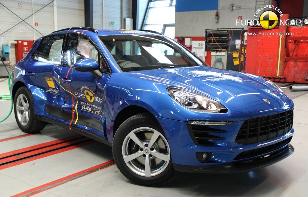 Noi rezultate EuroNCAP: Passat și Mondeo primesc cinci stele, însă Mini, Smart și Opel Corsa reușesc doar patru - Poza 18