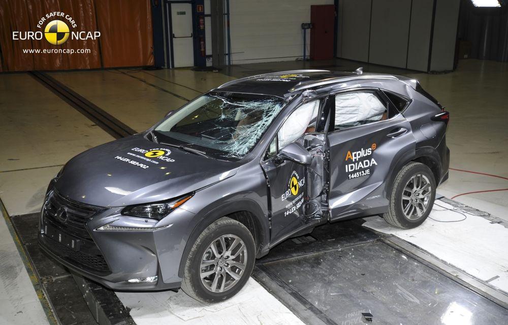 Noi rezultate EuroNCAP: Passat și Mondeo primesc cinci stele, însă Mini, Smart și Opel Corsa reușesc doar patru - Poza 27