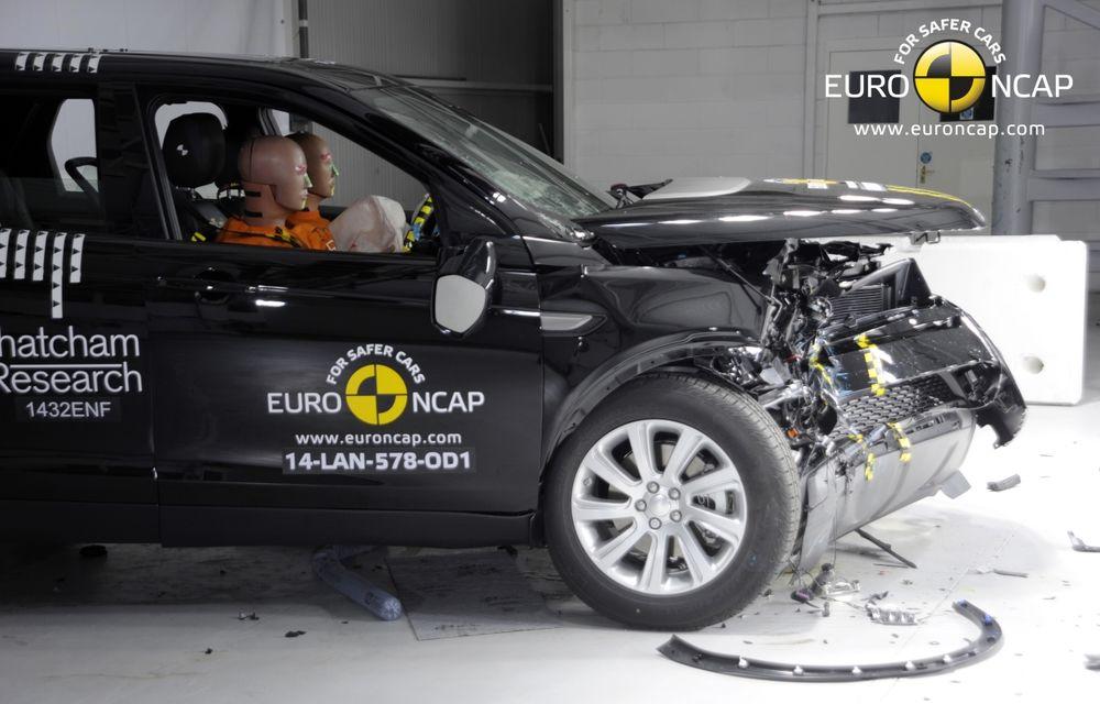 Noi rezultate EuroNCAP: Passat și Mondeo primesc cinci stele, însă Mini, Smart și Opel Corsa reușesc doar patru - Poza 53