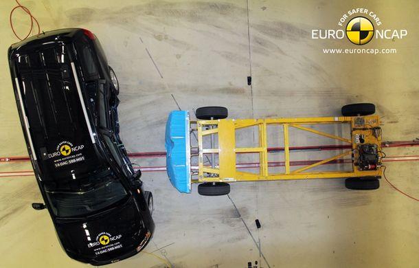 Dacia Logan MCV a obținut doar trei stele EuroNCAP. Familia Logan a fost retrogradată de criteriile de testare mai aspre - Poza 2