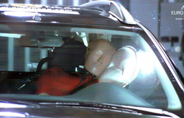 Dacia Logan MCV a obținut doar trei stele EuroNCAP. Familia Logan a fost retrogradată de criteriile de testare mai aspre - Poza 5