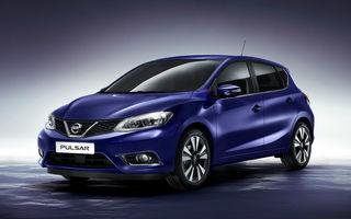 Preţuri Nissan Pulsar în România: hatchback-ul compact al japonezilor porneşte de la 16.150 de euro