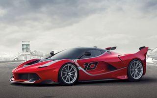 Ferrari FXX K, o versiune extremă a lui La Ferrari, a fost prezentat astăzi şi dezvoltă 1.050 CP