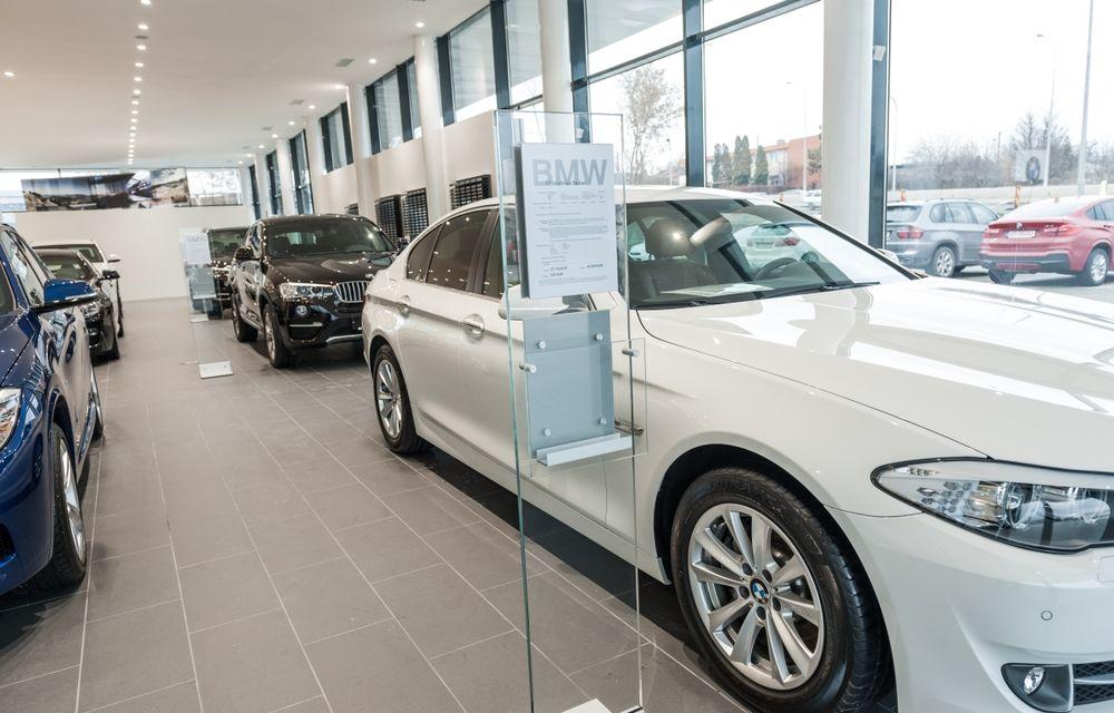 BMW îşi extinde reţeaua de dealeri cu o nouă reprezentanţă în Iaşi - Poza 13