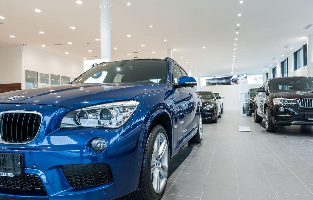 BMW îşi extinde reţeaua de dealeri cu o nouă reprezentanţă în Iaşi - Poza 11