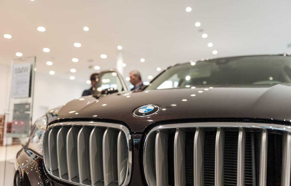 BMW îşi extinde reţeaua de dealeri cu o nouă reprezentanţă în Iaşi - Poza 9