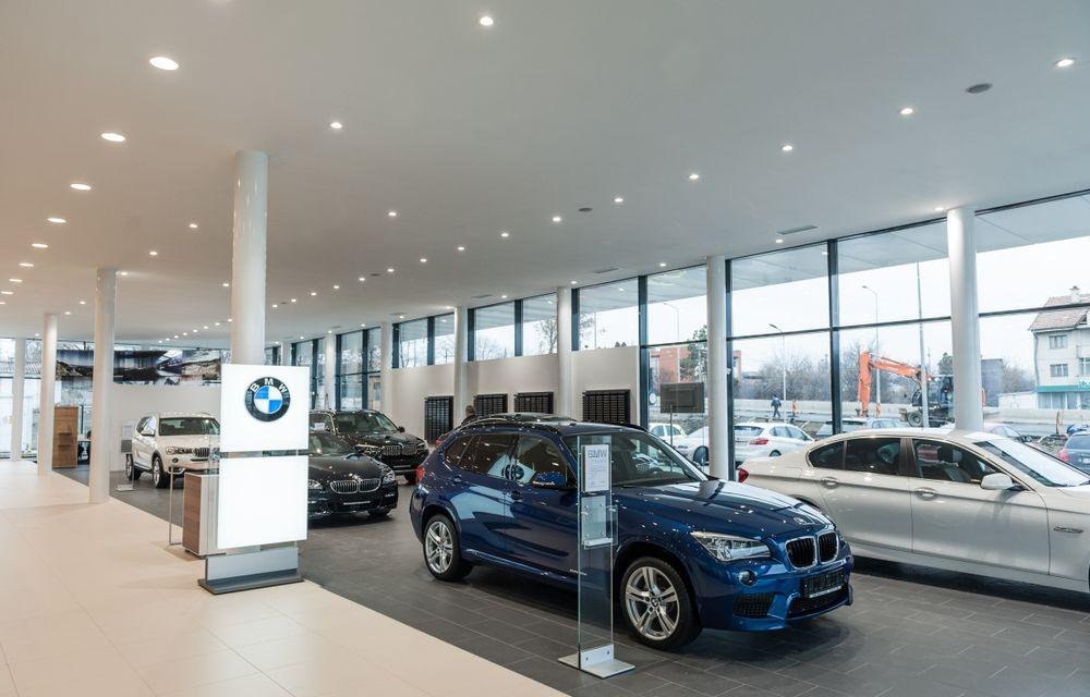 BMW îşi extinde reţeaua de dealeri cu o nouă reprezentanţă în Iaşi - Poza 4