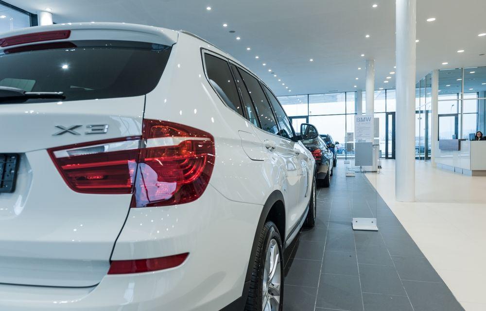 BMW îşi extinde reţeaua de dealeri cu o nouă reprezentanţă în Iaşi - Poza 14