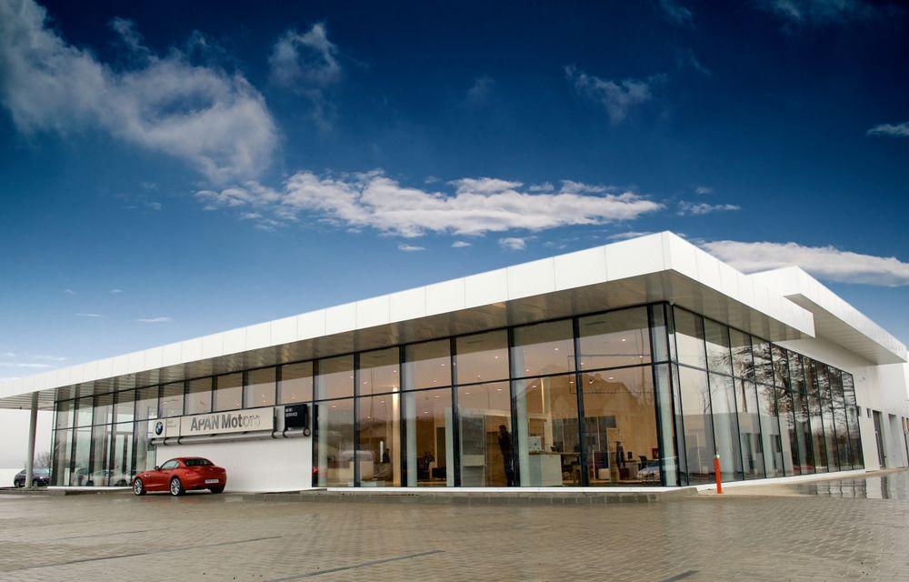 BMW îşi extinde reţeaua de dealeri cu o nouă reprezentanţă în Iaşi - Poza 2