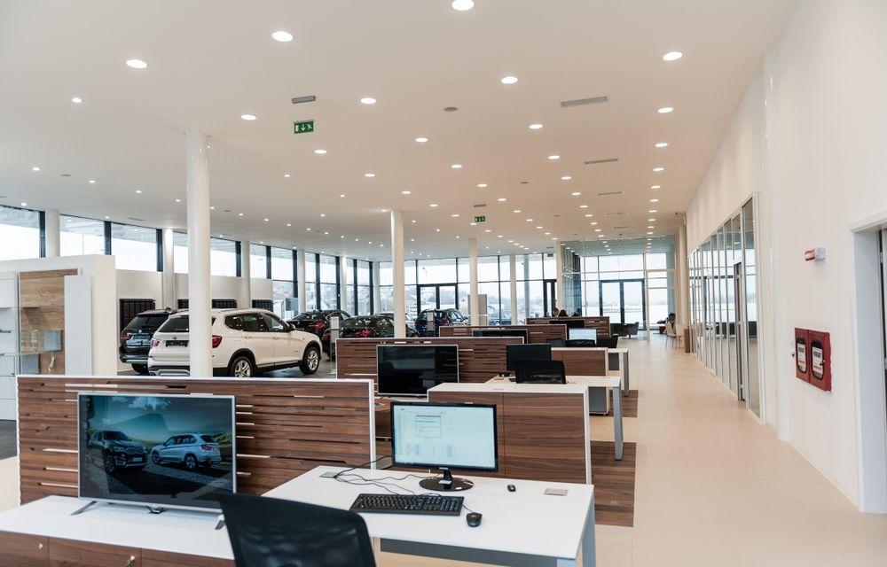 BMW îşi extinde reţeaua de dealeri cu o nouă reprezentanţă în Iaşi - Poza 10