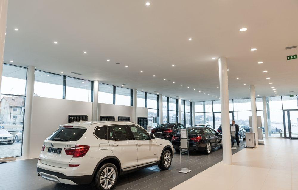 BMW îşi extinde reţeaua de dealeri cu o nouă reprezentanţă în Iaşi - Poza 5