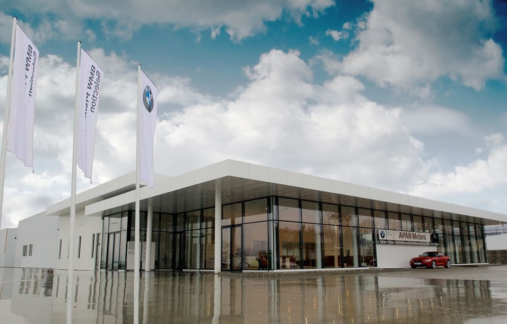 BMW îşi extinde reţeaua de dealeri cu o nouă reprezentanţă în Iaşi - Poza 1