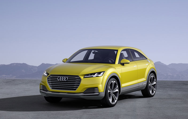 """Șeful Audi: """"Lucrăm la un viitor crossover electric"""" - Poza 1"""