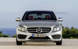 Mercedes C-Klasse Coupe, programat să se lanseze în noiembrie 2015