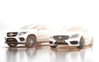 Mercedes anunță primele modele AMG Sport. Unul dintre ele va fi GLE450 Coupe, rival al lui BMW X6