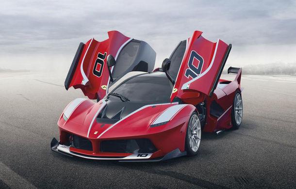 Ferrari a vândut toate exemplarele extremului FXX K, deși fiecare a costat 2.5 milioane de euro - Poza 1