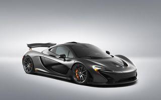 McLaren va construi 20 de exemplare P1 care vor avea caroseria fabricată integral din fibră de carbon