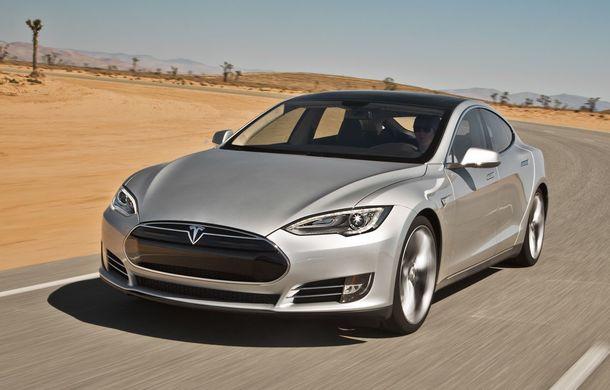 Tesla recheamă în service 1100 de exemplare Model S vândute în Norvegia pentru probleme la motor - Poza 1