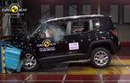 EuroNCAP: 5 stele pentru Jeep Renegade, cel mai mic model al mărcii; Kia Soul primeşte 4 stele