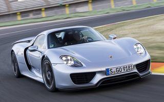 Porsche a umplut lista de comenzi a lui 918 Spyder şi confirmă succesorul acestuia