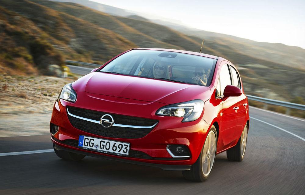 Preţuri Opel Corsa în România: noua generaţie a modelului de clasă mică porneşte de la 10.850 euro - Poza 1