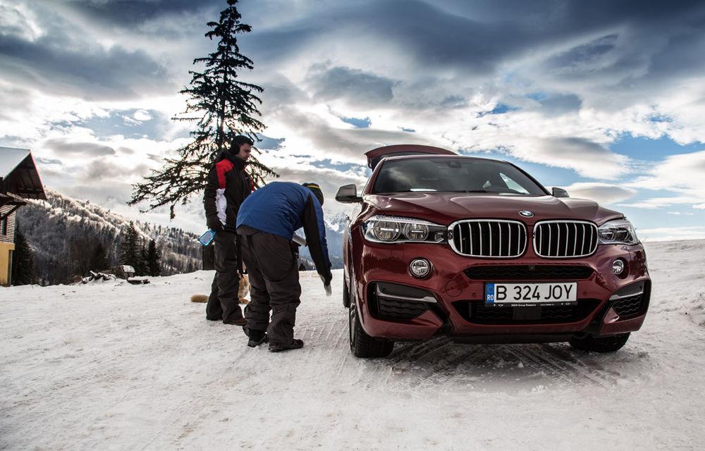 Noul BMW X6, promovat outdoor în România cu o imagine imortalizată de fotograful Automarket - Poza 5