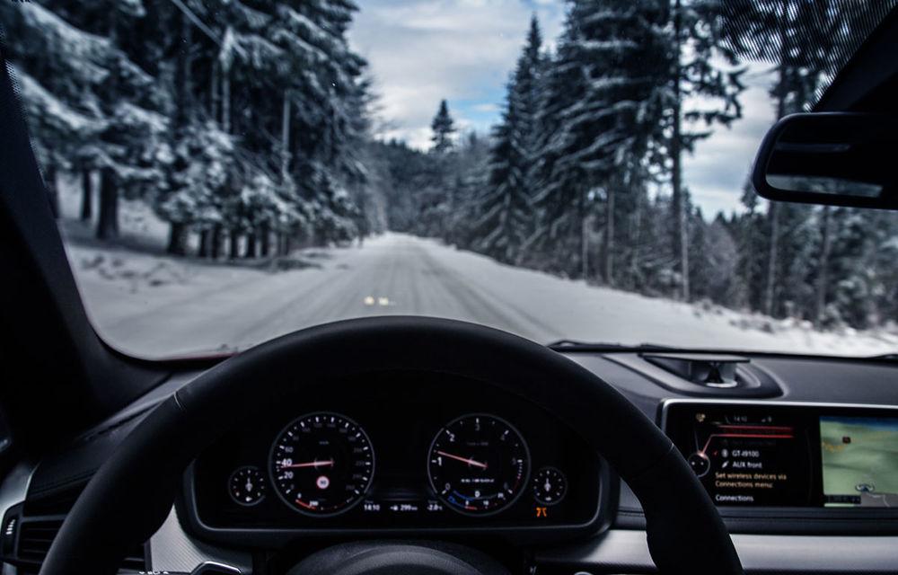 Noul BMW X6, promovat outdoor în România cu o imagine imortalizată de fotograful Automarket - Poza 7