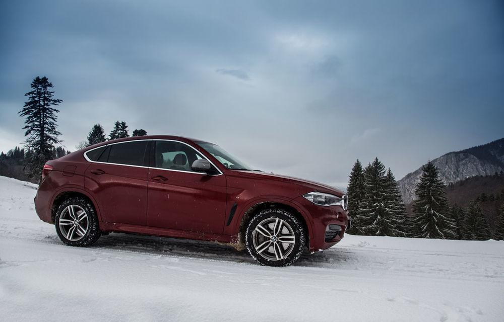 Noul BMW X6, promovat outdoor în România cu o imagine imortalizată de fotograful Automarket - Poza 6