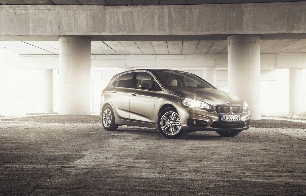 Test drive BMW Seria 2 Active Tourer (2014-2017)