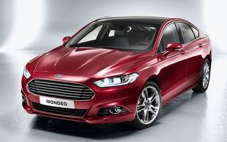 Preţuri Ford Mondeo în România: noua generaţie a modelului de clasă medie pleacă de la 24.300 de euro