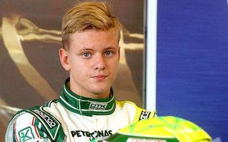 Mick Schumacher a pilotat pentru prima oară un monopost de curse