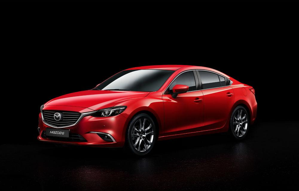 Mazda6 a atins un nou hotar de producţie: trei milioane de unităţi produse la nivel global - Poza 1